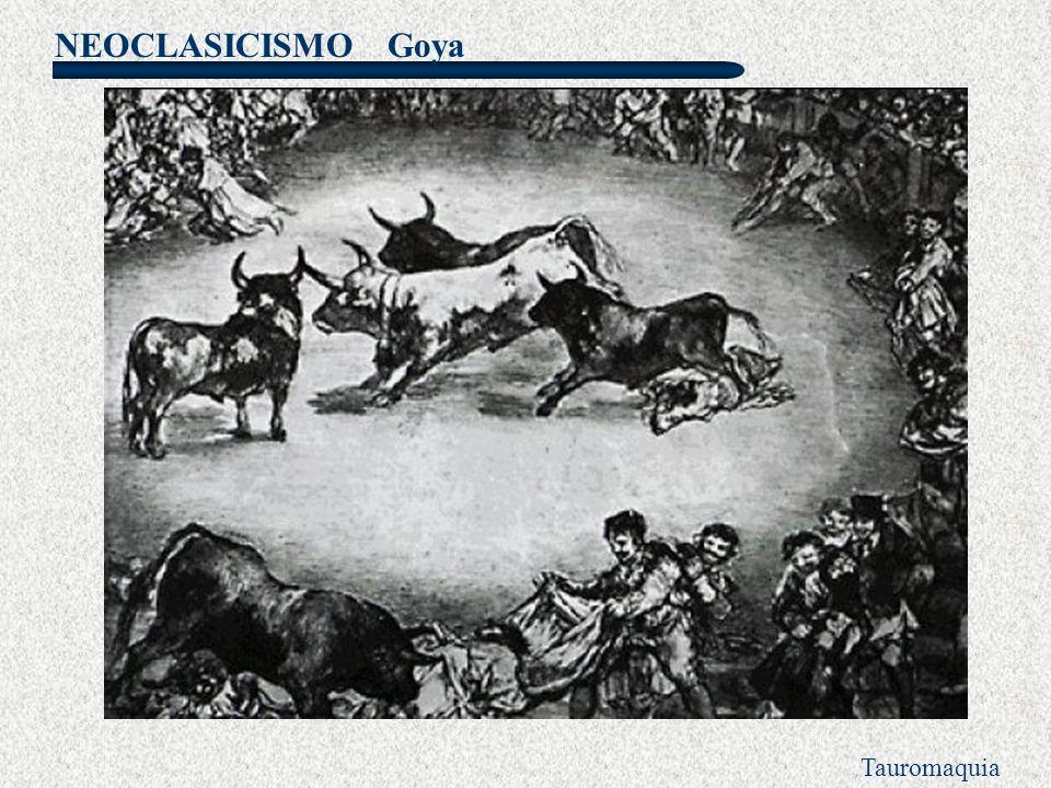 Goya Tauromaquia