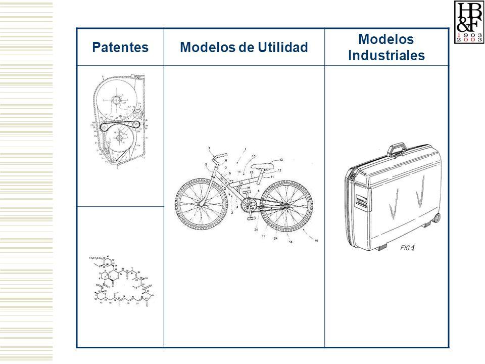 Patentes Modelos de Utilidad Modelos Industriales