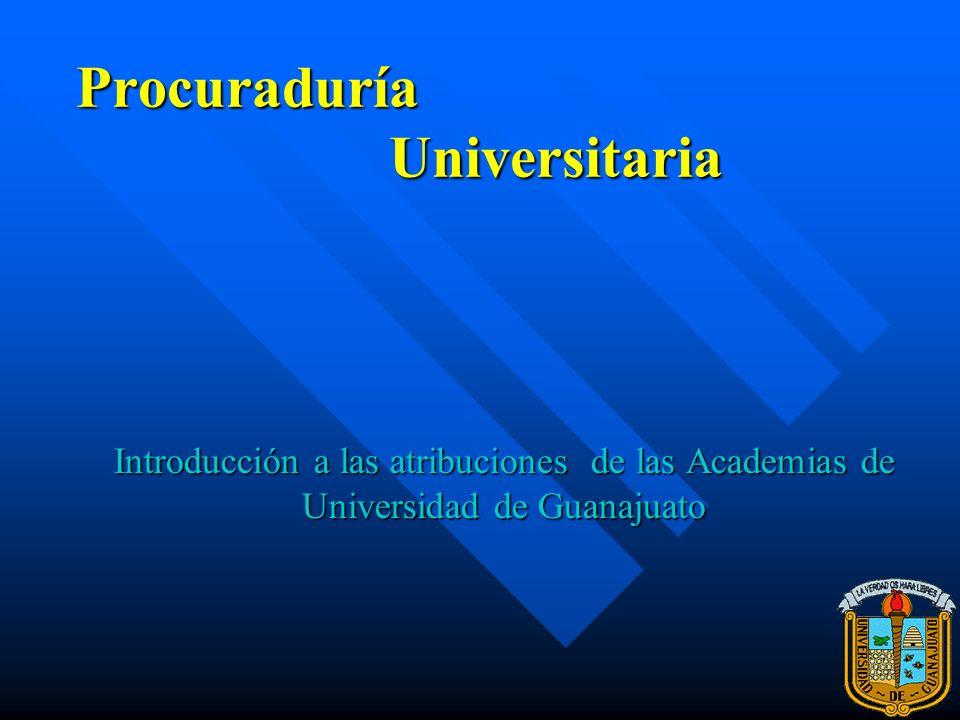 Procuraduría Universitaria