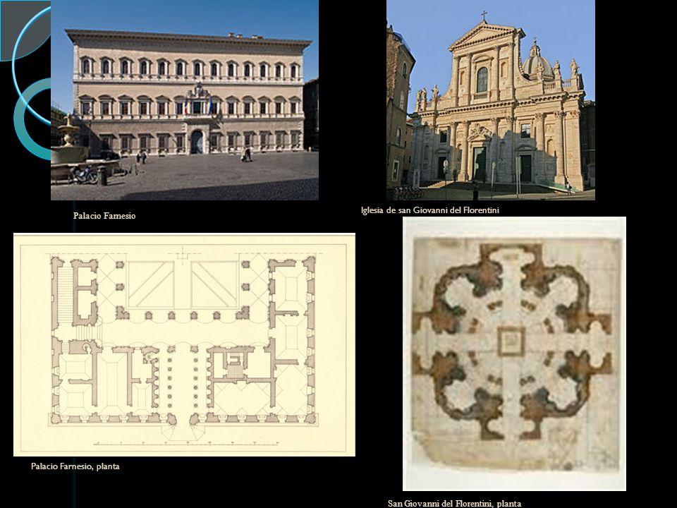 Iglesia de san Giovanni del Florentini