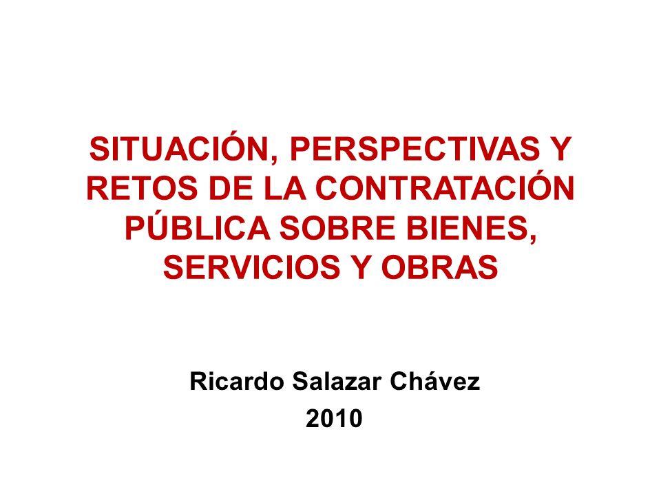 Ricardo Salazar Chávez 2010