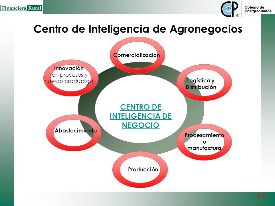 Centro de Inteligencia de Agronegocios