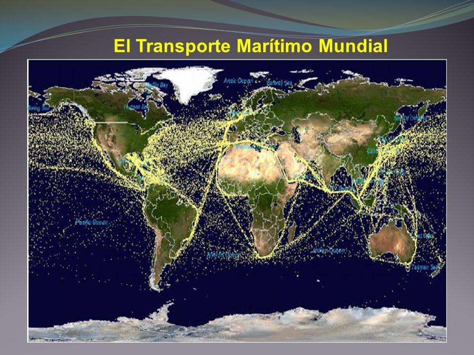 El Transporte Marítimo Mundial