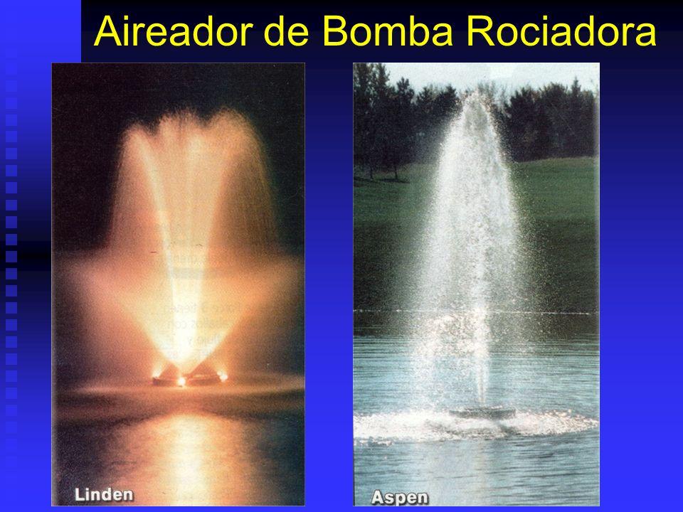 Aireador de Bomba Rociadora