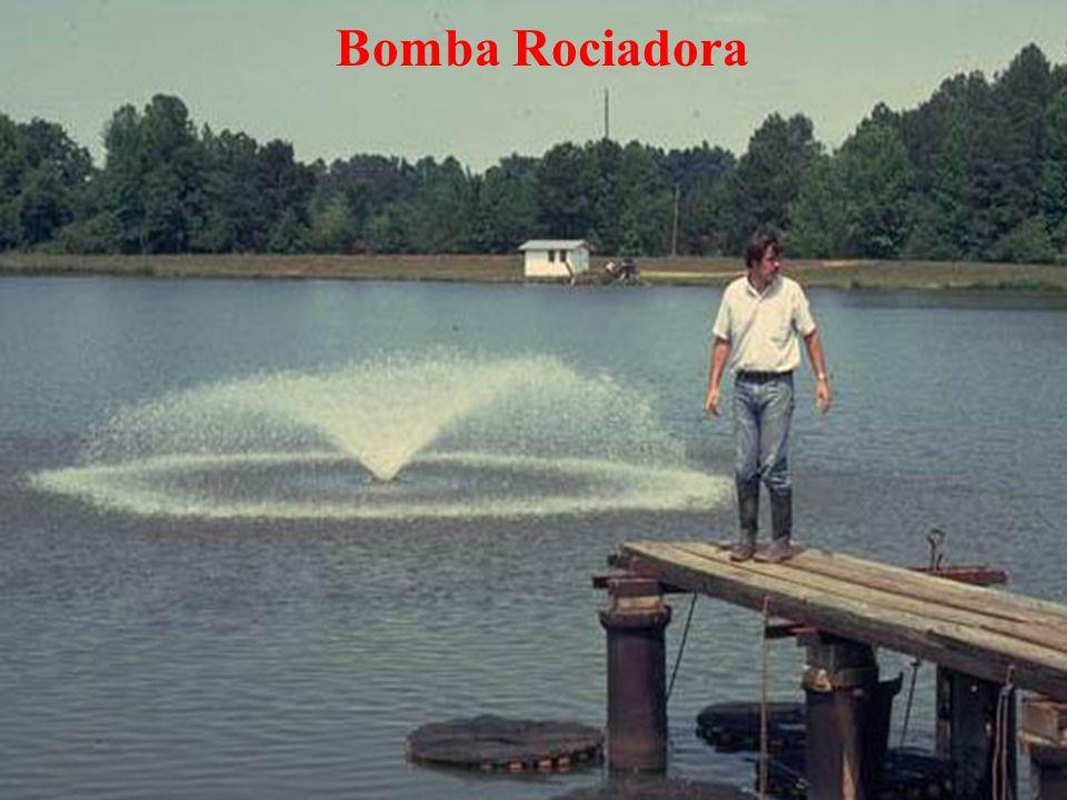 Bomba Rociadora