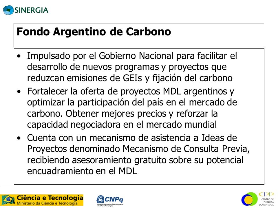 Fondo Argentino de Carbono