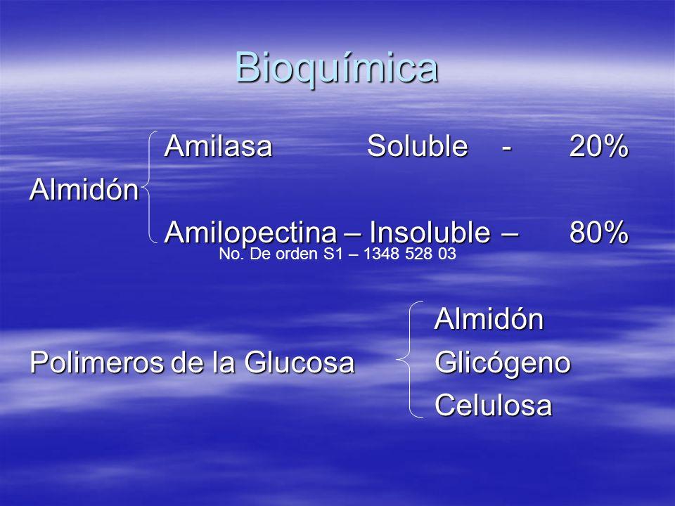 Bioquímica Amilasa Soluble - 20% Almidón