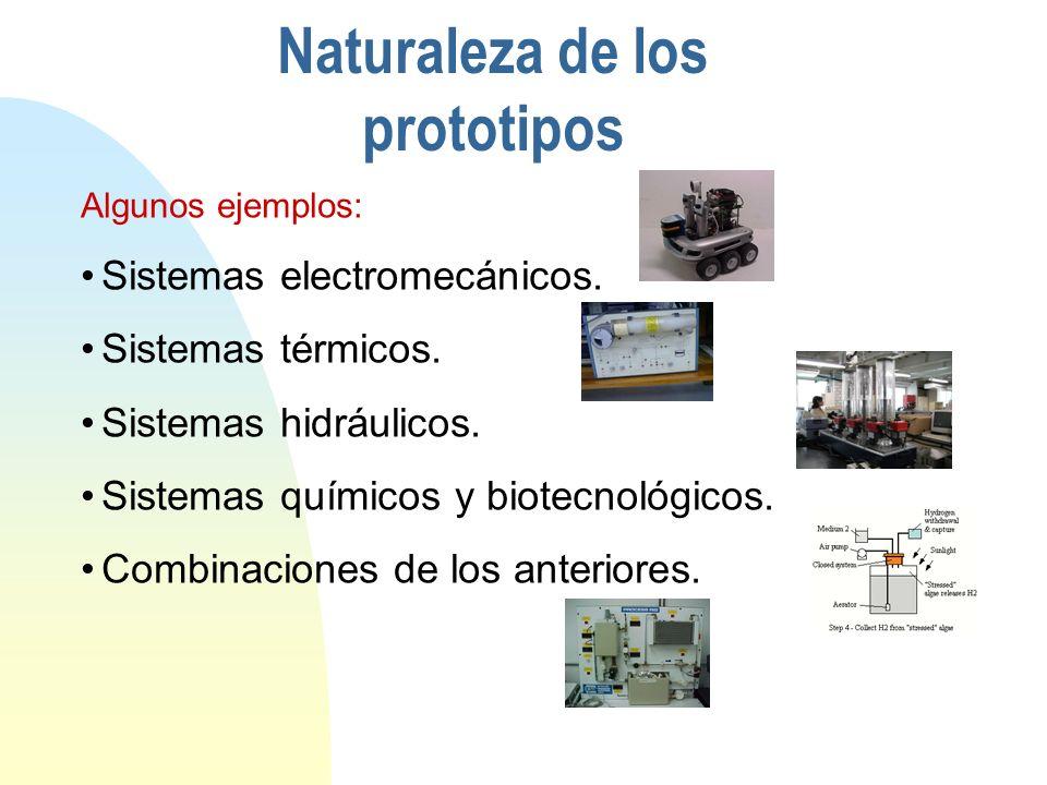 Naturaleza de los prototipos