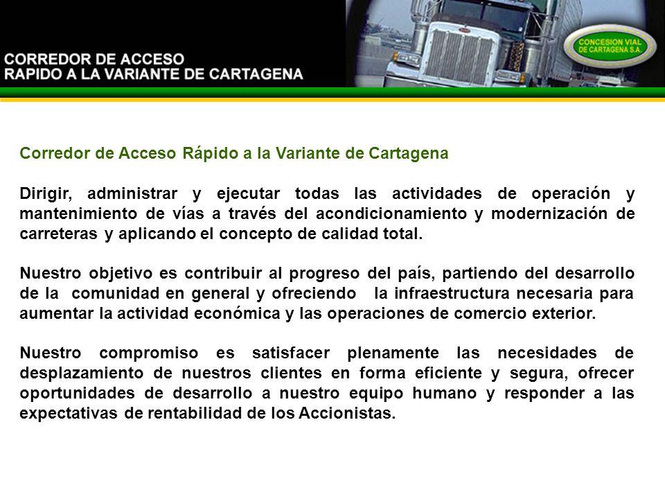 Corredor de Acceso Rápido a la Variante de Cartagena