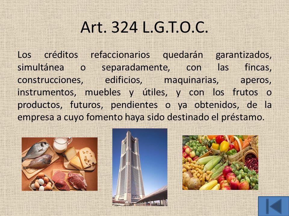 Art. 324 L.G.T.O.C.