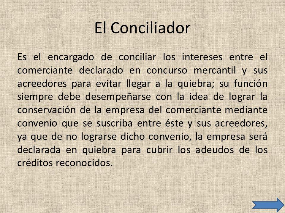 El Conciliador