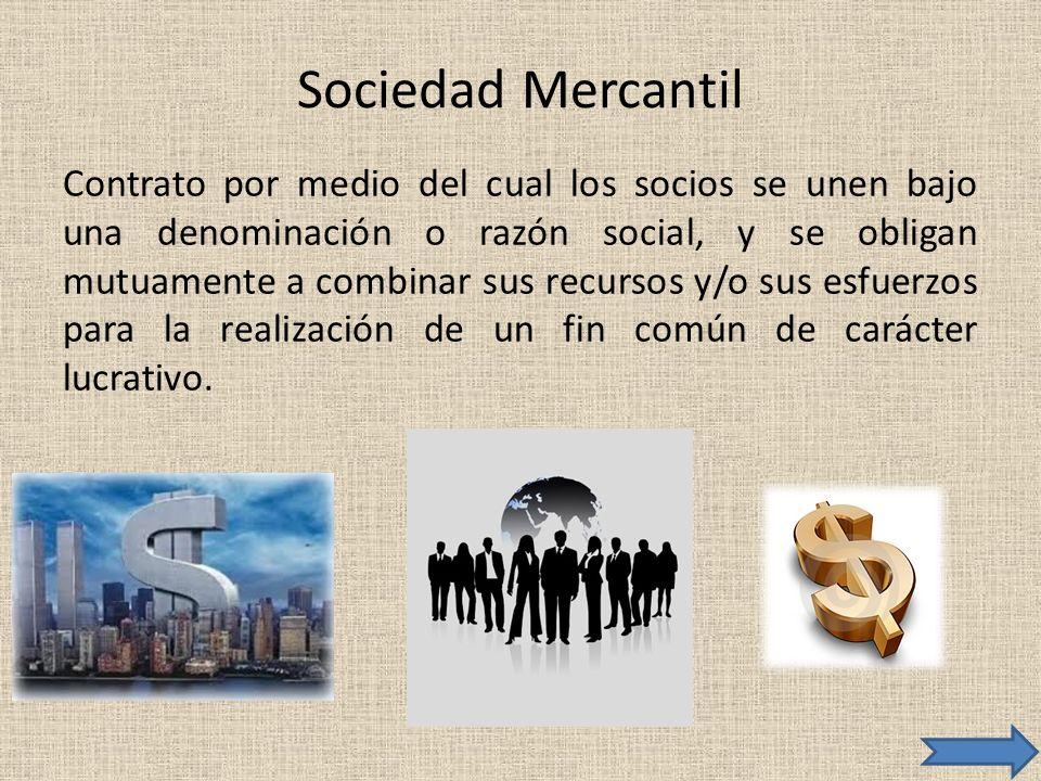 Sociedad Mercantil