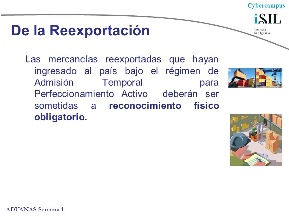 De la Reexportación