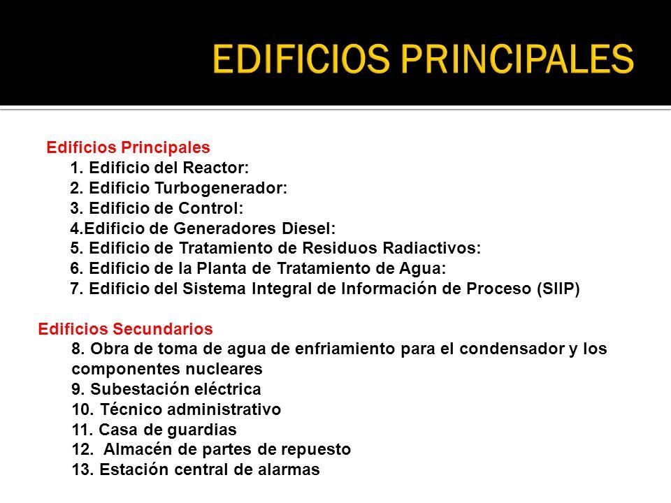 EDIFICIOS PRINCIPALES