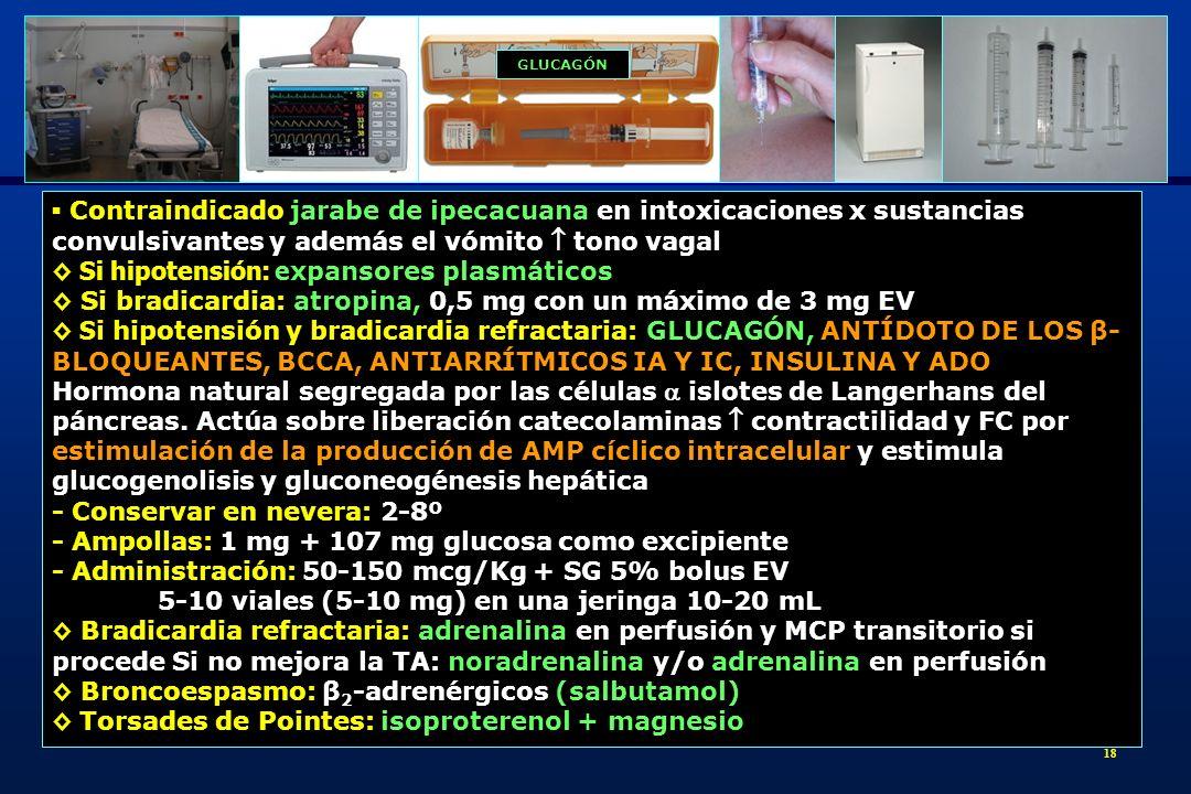 ◊ Si hipotensión: expansores plasmáticos