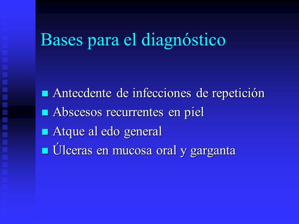 Bases para el diagnóstico
