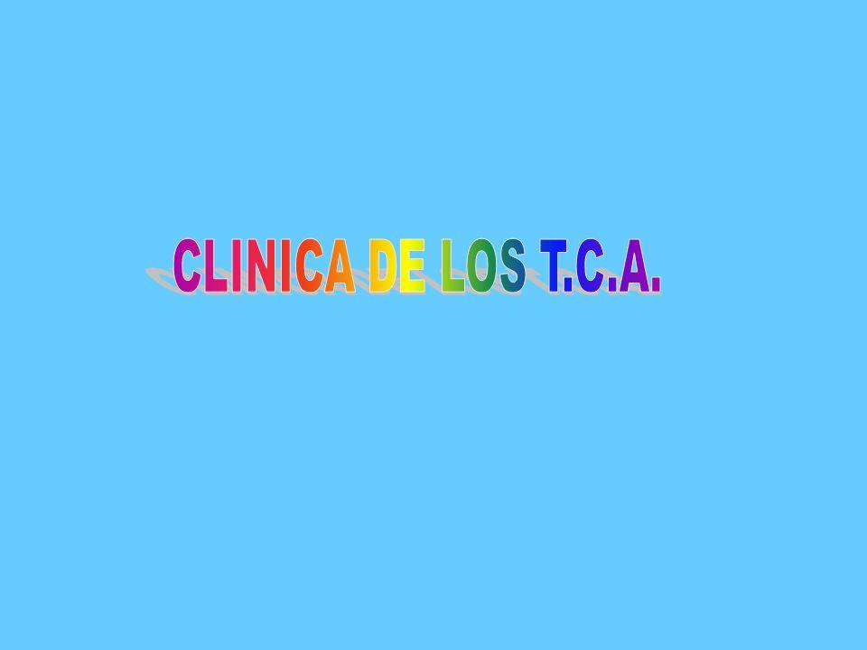 CLINICA DE LOS T.C.A.