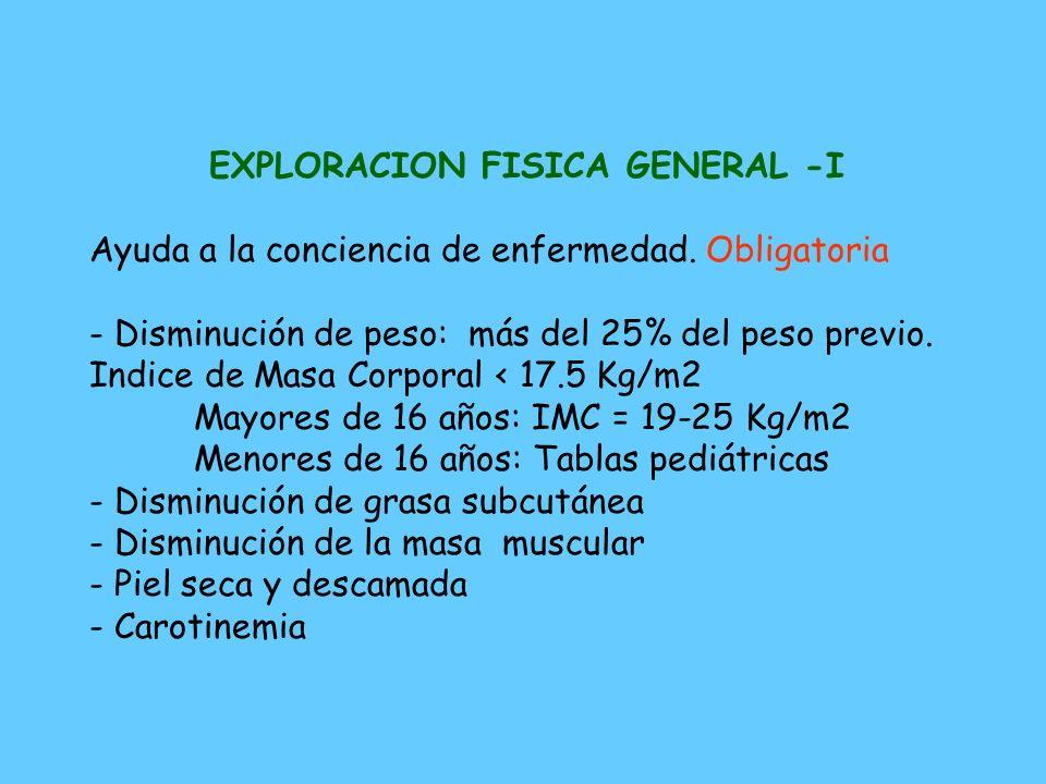 EXPLORACION FISICA GENERAL -I