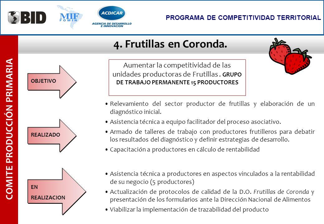COMITE PRODUCCIÓN PRIMARIA