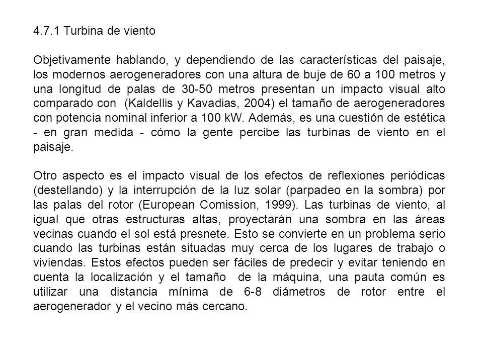 4.7.1 Turbina de viento