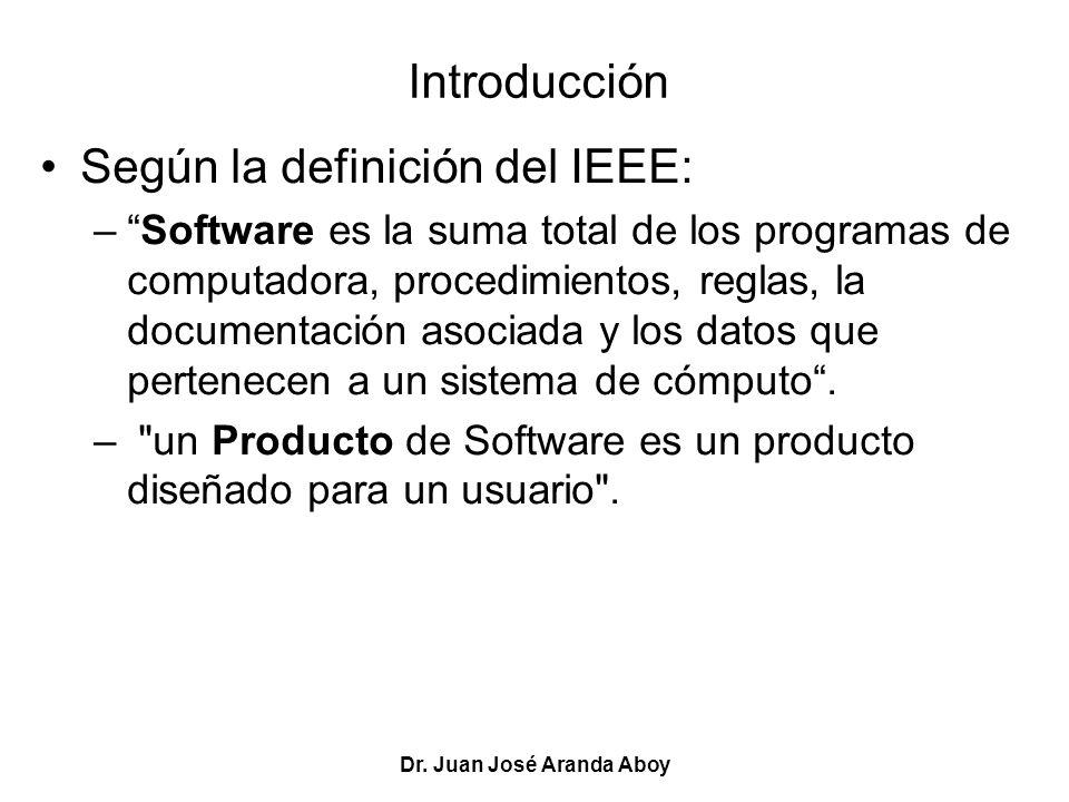 Dr. Juan José Aranda Aboy