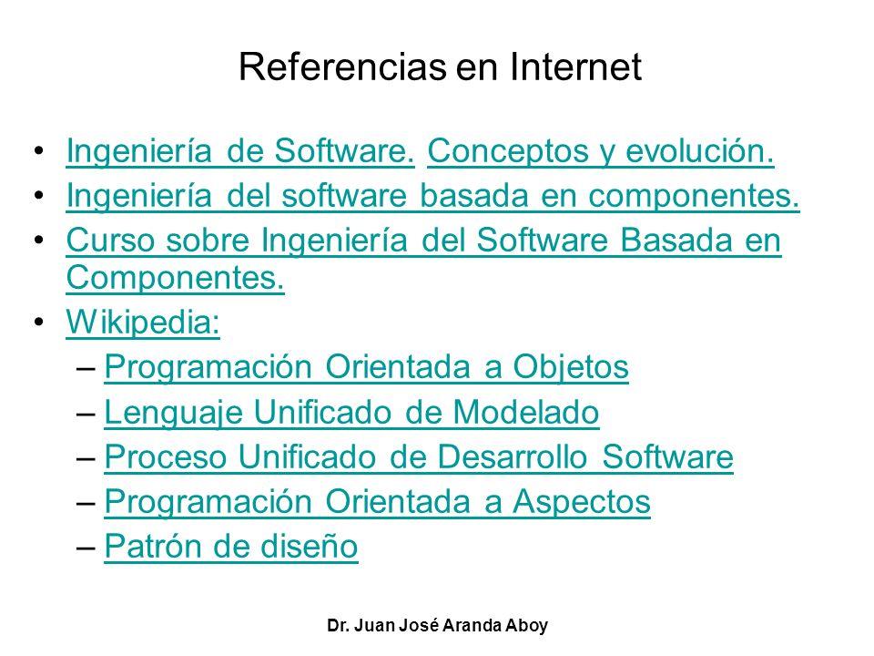 Referencias en Internet