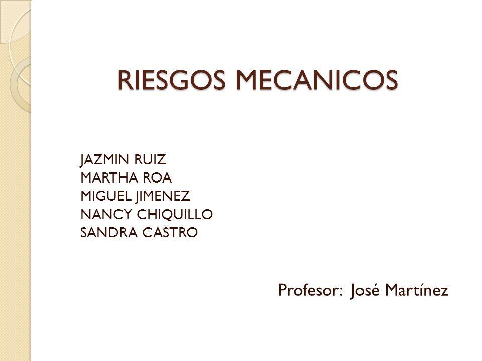 JAZMIN RUIZ MARTHA ROA MIGUEL JIMENEZ NANCY CHIQUILLO SANDRA CASTRO