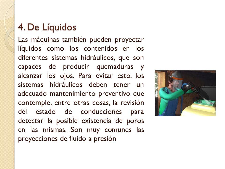 4. De Líquidos