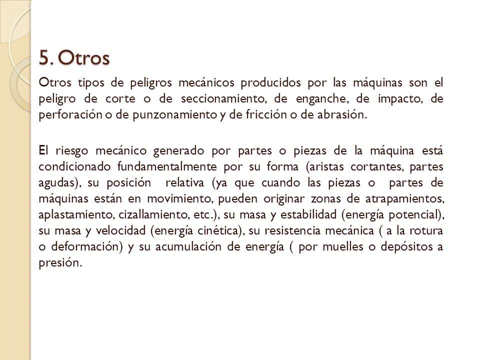 5. Otros