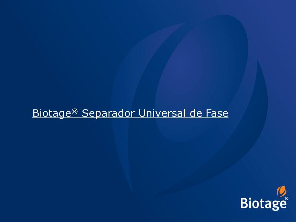 Biotage® Separador Universal de Fase