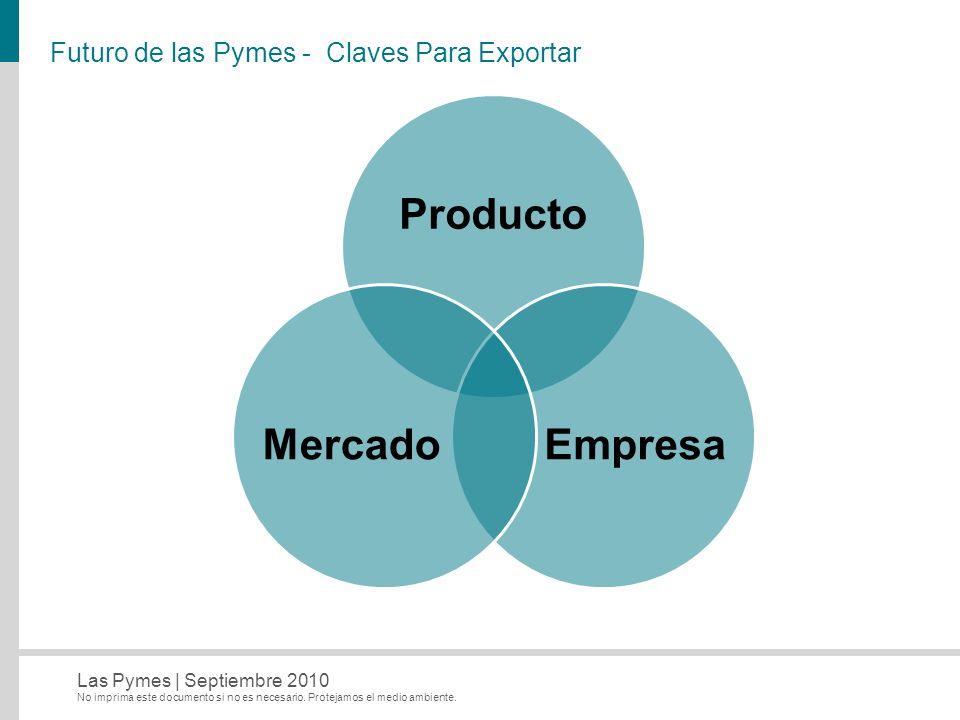 Futuro de las Pymes - Claves Para Exportar