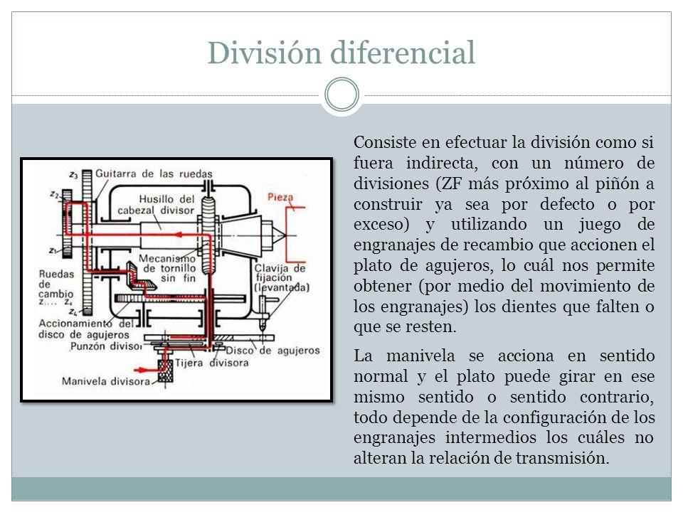 División diferencial
