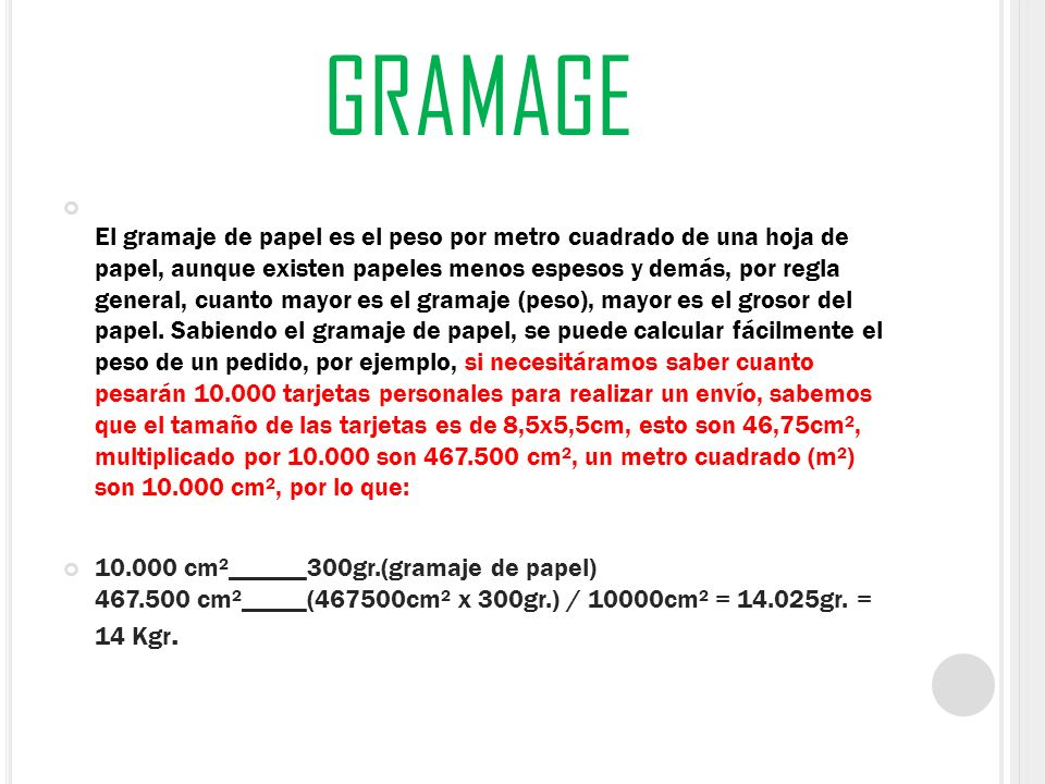 GRAMAGE
