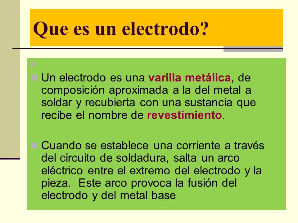 Que es un electrodo