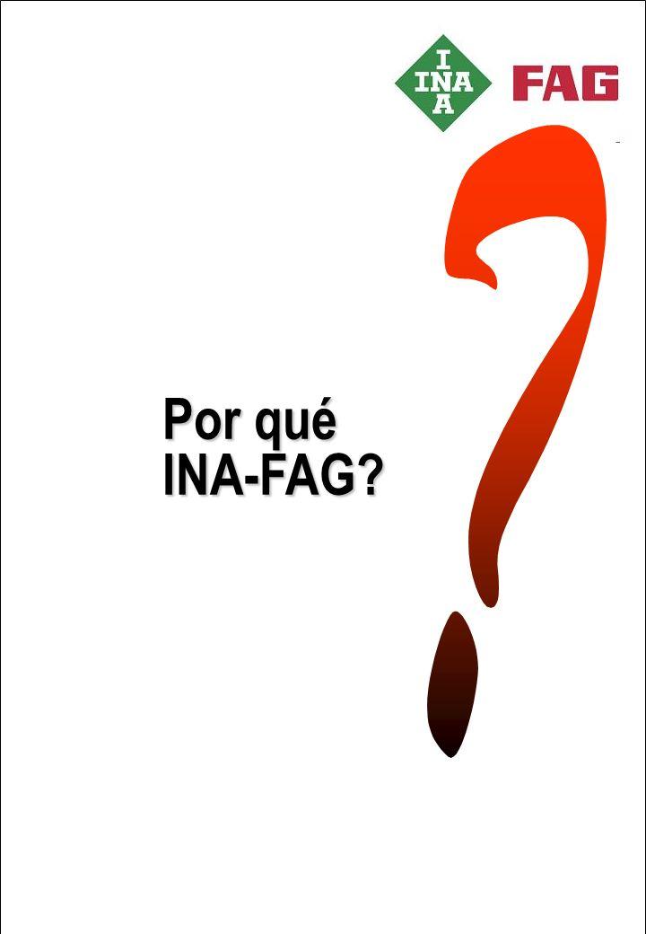 Por qué INA-FAG