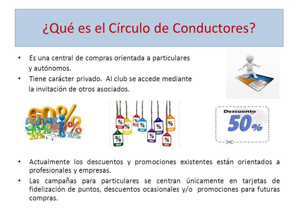¿Qué es el Círculo de Conductores