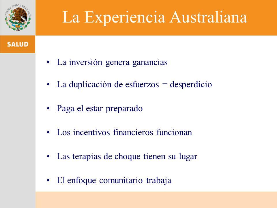 La Experiencia Australiana