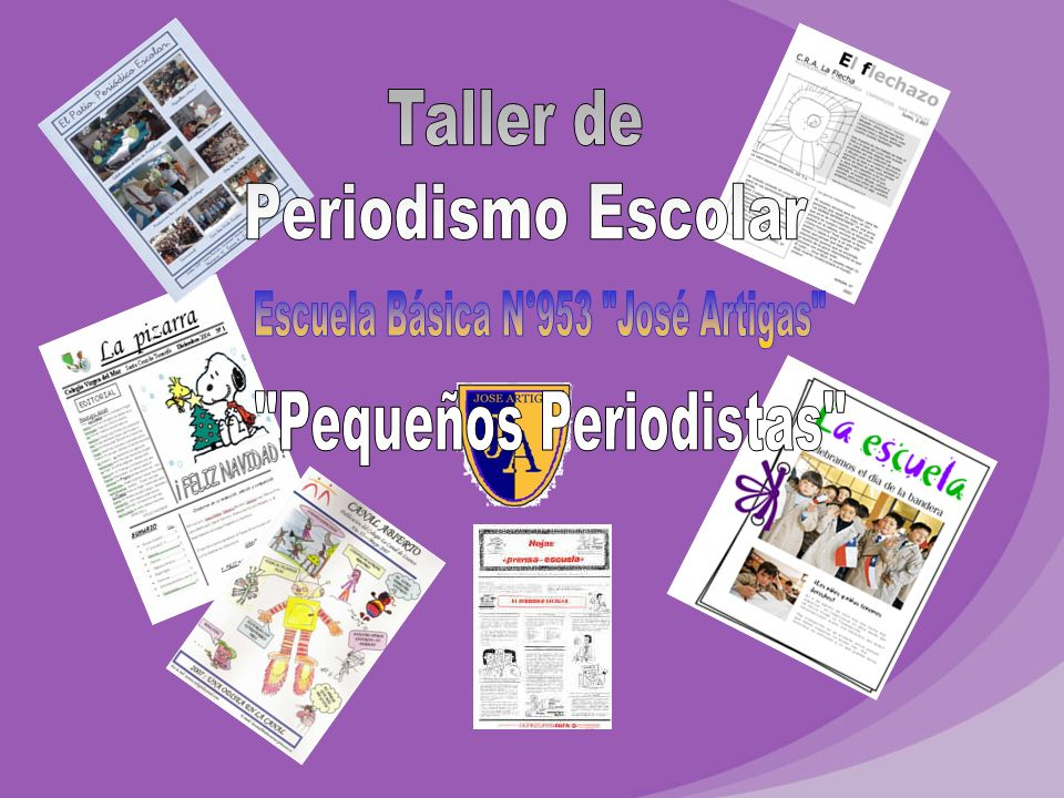 Escuela Básica N°953 José Artigas