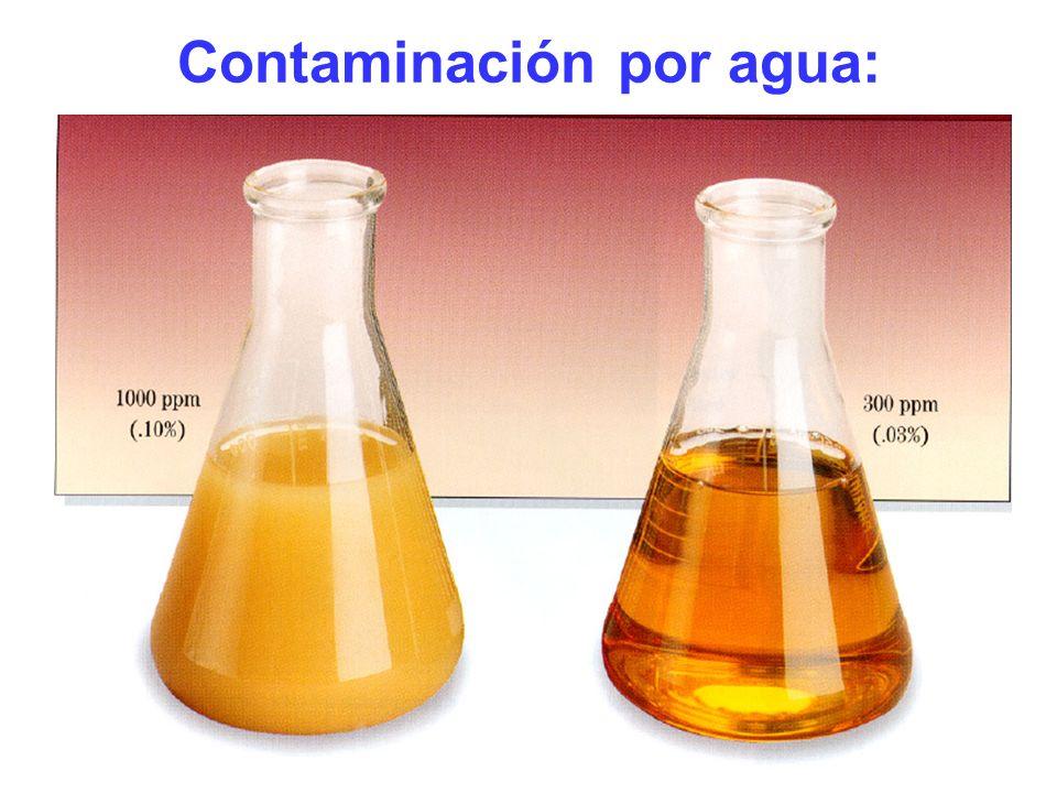 Contaminación por agua: