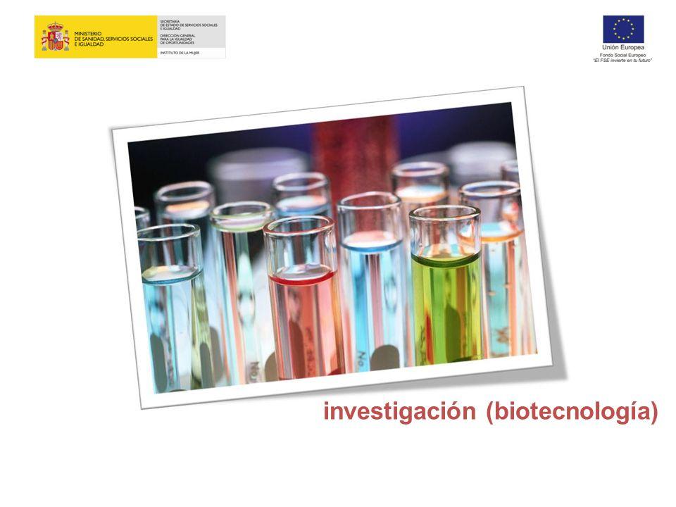 investigación (biotecnología)