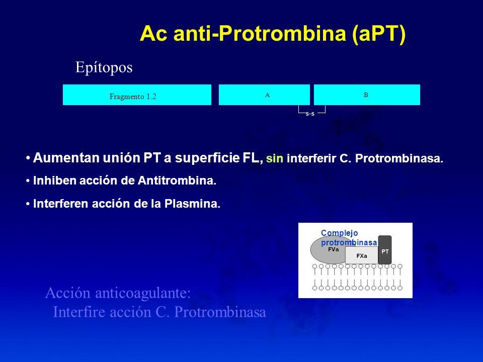 Ac anti-Protrombina (aPT)