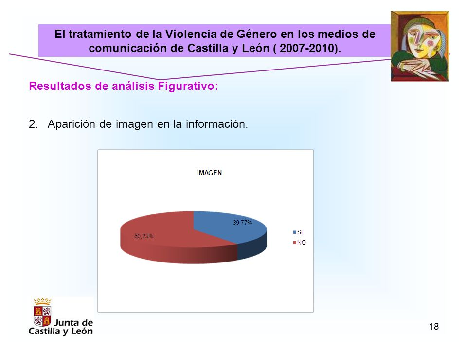 El tratamiento de la Violencia de Género en los medios de comunicación de Castilla y León ( 2007-2010).
