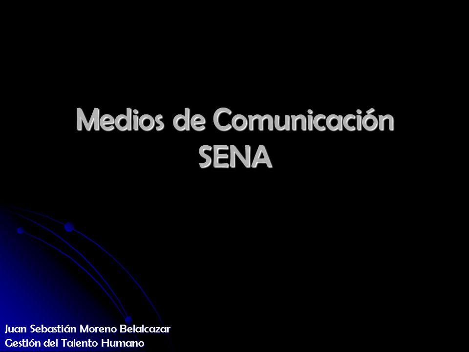 Medios de Comunicación SENA