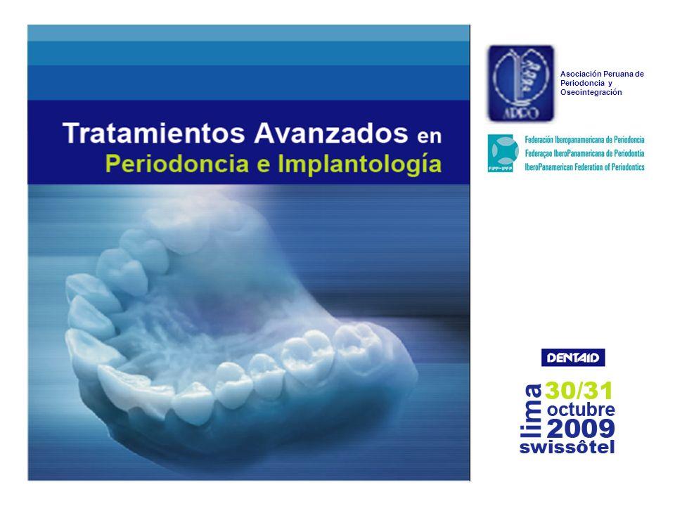Asociación Peruana de Periodoncia y Oseointegración