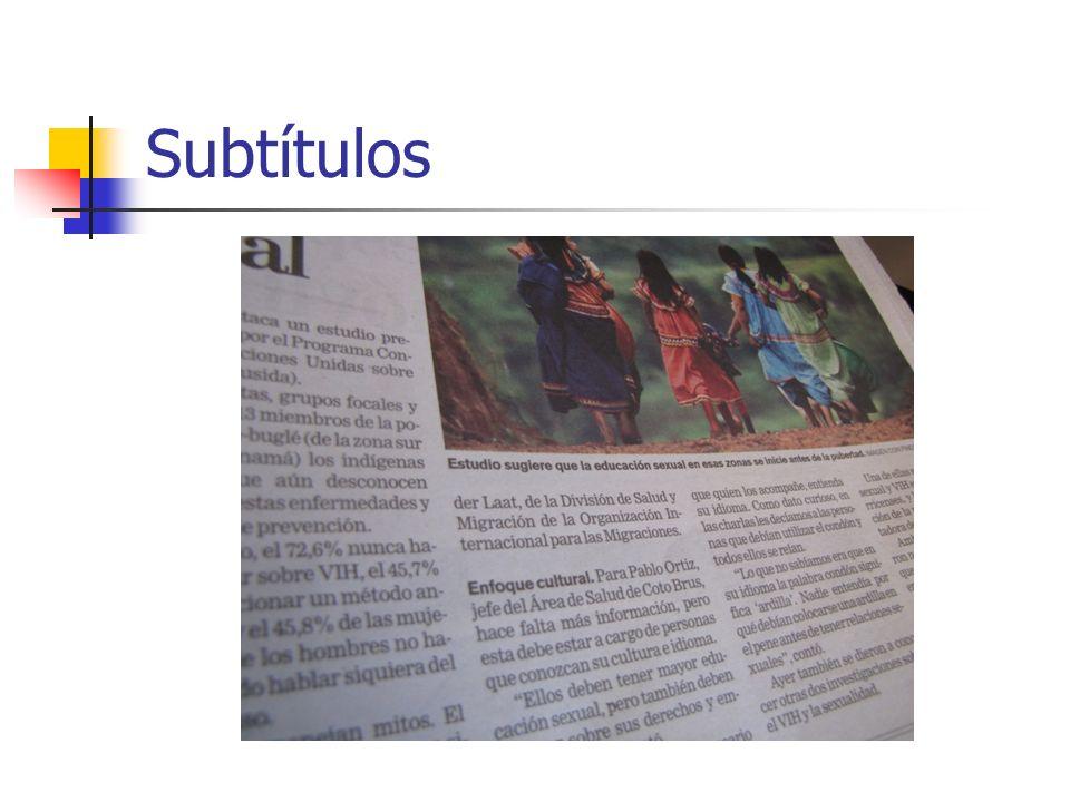 Subtítulos