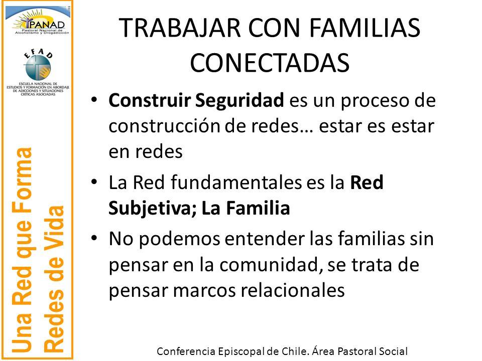 TRABAJAR CON FAMILIAS CONECTADAS