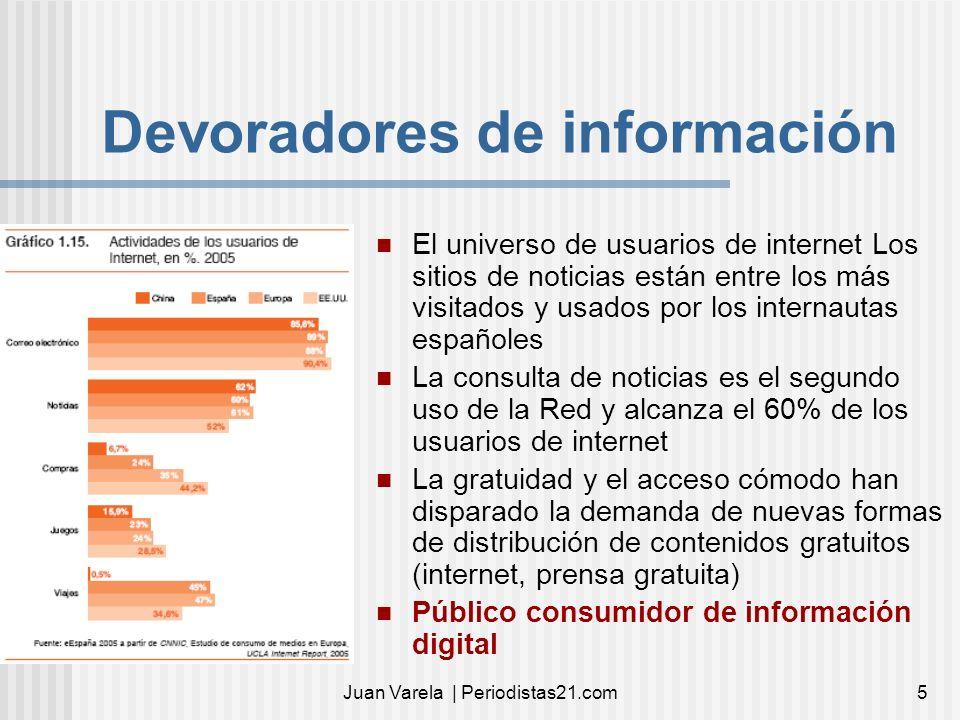 Devoradores de información