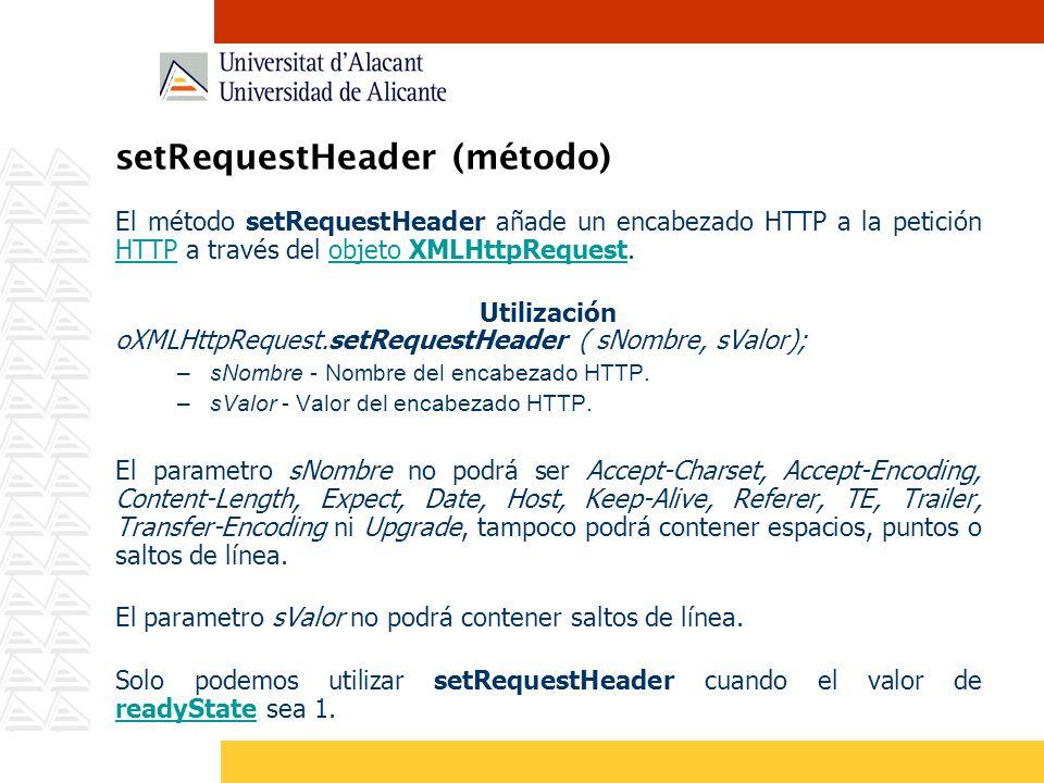 setRequestHeader (método)