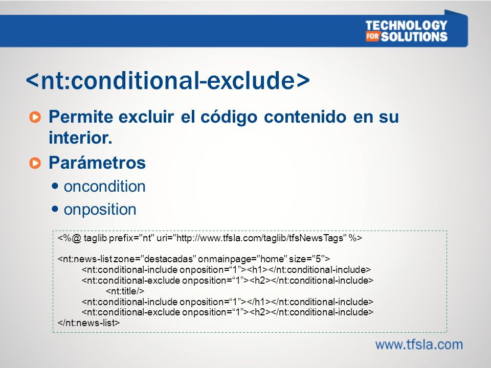 <nt:conditional-exclude>