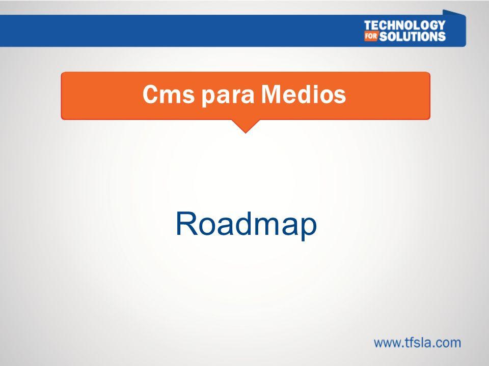 6666 Cms para Medios Roadmap 66